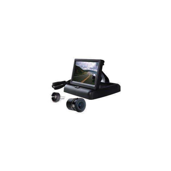 """Kit cámara empotrar + pantalla LCD 4,3"""" REF: TR1005"""