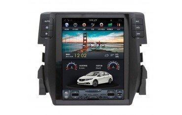 Radio navegador GPS tipo TESLA Honda Civic ANDROID TR2878