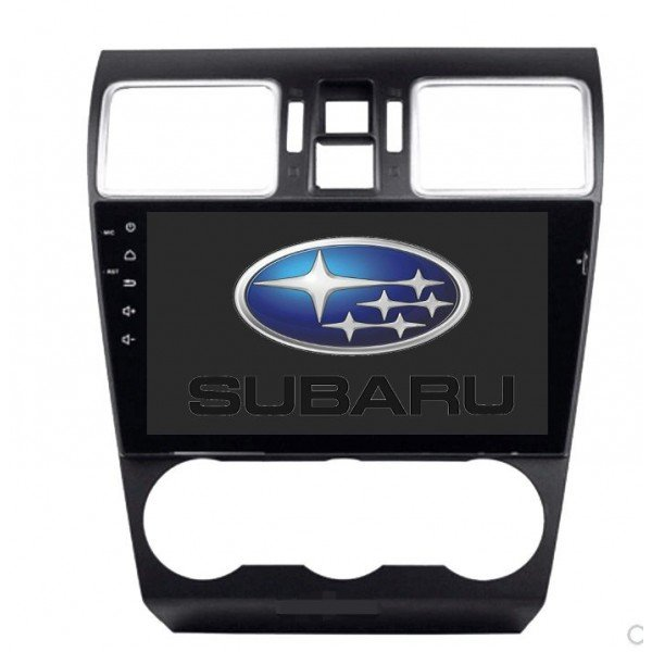 Subaru Forester 2015 ANDROID