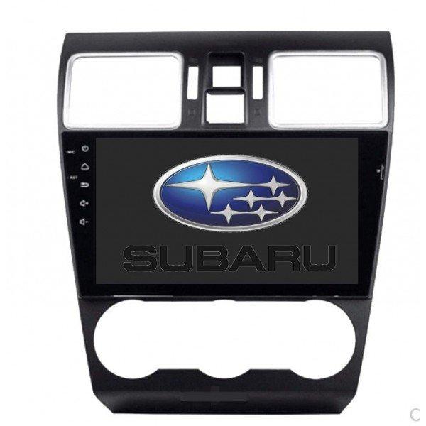 Subaru Forester 2015 GPS