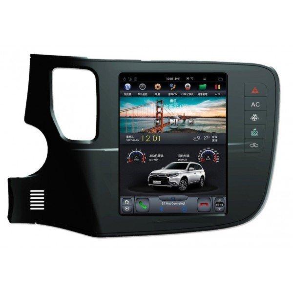 Radio DVD GPS ANDROID TESLA STYLE Mitsubishi Outlander REF: TR2882