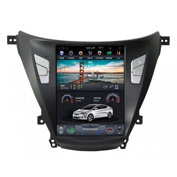 TESLA STYLE Hyundai Elantra