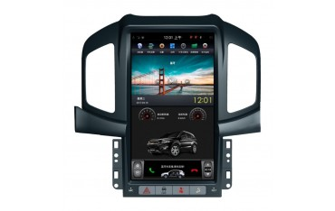 Radio GPS head unit Tesla style Chevrolet Captiva ANDROID TR2887