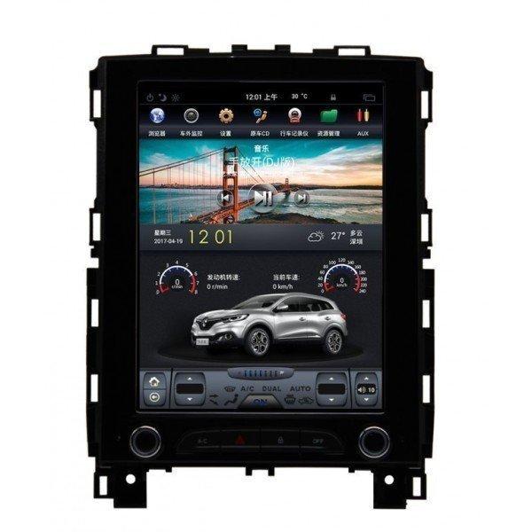 Radio DVD GPS ANDROID TESLA STYLE Renault Koleos REF: TR2891