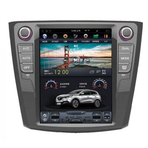 Radio DVD GPS ANDROID TESLA STYLE Renault Kadjar REF: TR2894