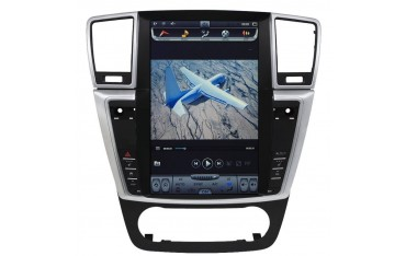Radio navegador GPS tipo TESLA Mercedes Benz ML W166 ANDROID TR2898
