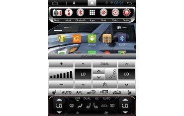 mercedes vito W447 gps tesla android benz