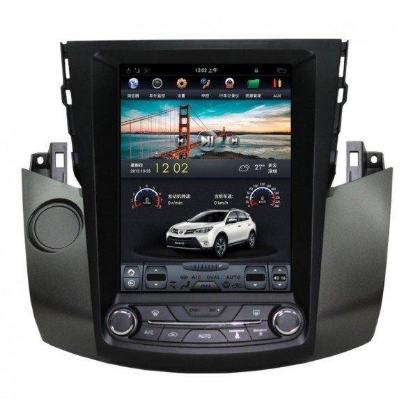 gps android tesla Toyota RAV4
