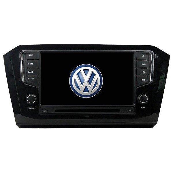 Radio DVD GPS Volkswagen Passat ANDROID 9