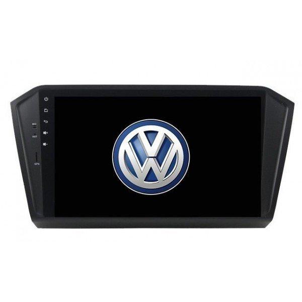 GPS Android 9,0 OCTA CORE 4GB RAM Volkswagen Passat