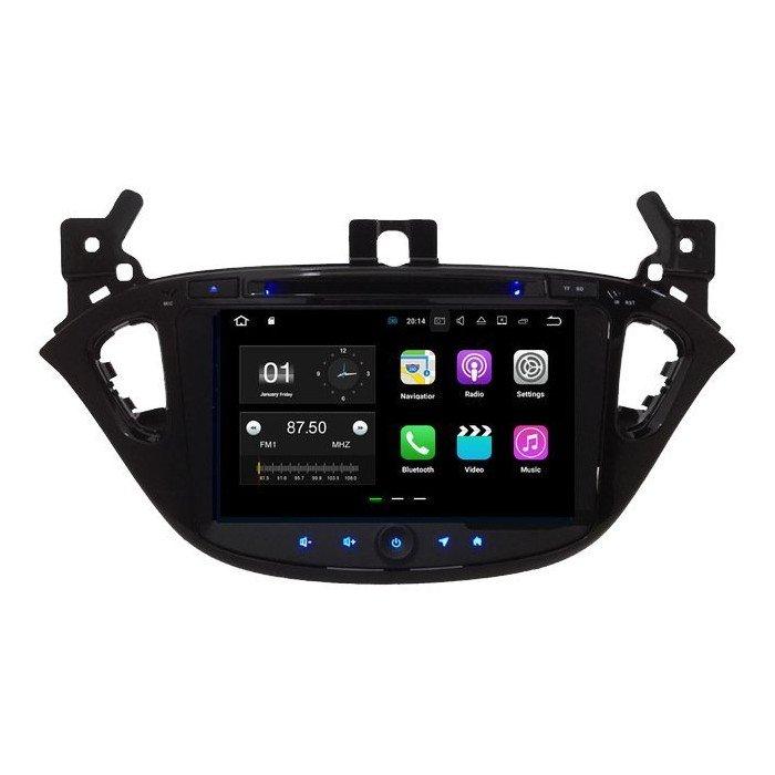 GPS Opel Corsa E android