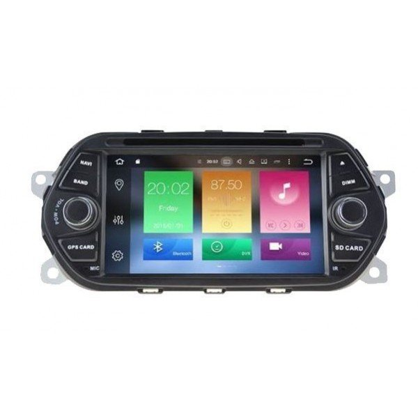 Fiat Tipo Android
