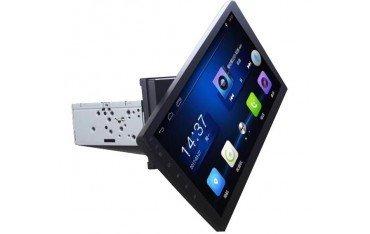 Radio GPS 10,1 pulgadas Android 1 DIN multi táctil REF: TR2924
