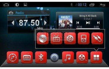 Radio GPS Kia Carens ANDROID
