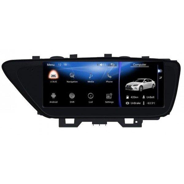 GPS Lexus ES