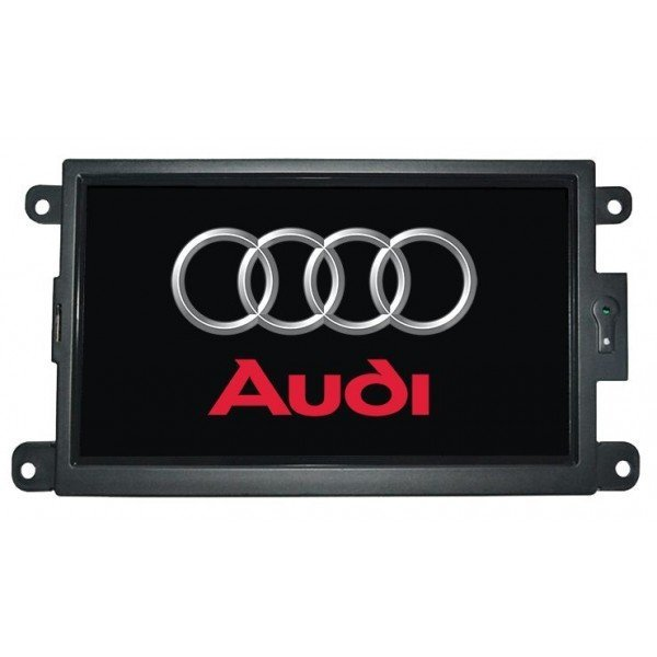 GPS Android QUAD CORE Audi A6 C6 REF:TR2934