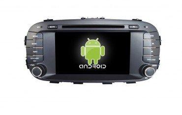 Radio navegador GPS para Kia Soul ANDROID TR1865