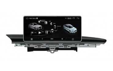 Special GPS Android Audi A6 C7 10,25 screen TR2937 | Tradetec