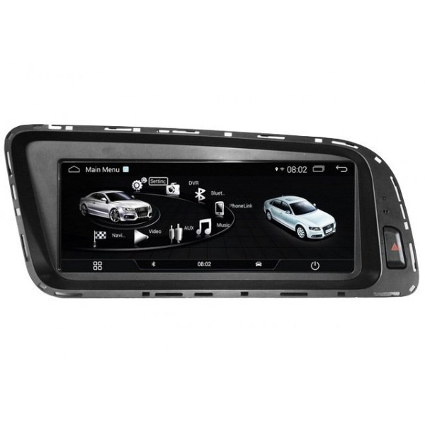 GPS Android QUAD CORE Audi Q5 8,8 screen REF:TR2939