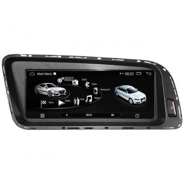 GPS Android QUAD CORE Audi Q5 pantalla 8,8 REF:TR2939