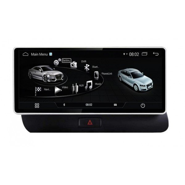 GPS Android 4G LTE Audi Q5 pantalla 10,25 REF:TR2940