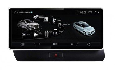 GPS Android 4G LTE Audi Q5 10,25 screen REF: TR2940