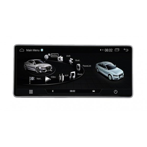 GPS Android 4G LTE Audi A3 8V pantalla 9 REF:TR2941