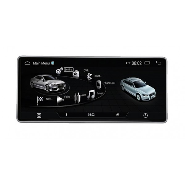 GPS Android 4G LTE Audi A3 8V