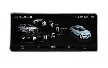 GPS Android 10 4G LTE Audi A3 8V 9 screen TR2941
