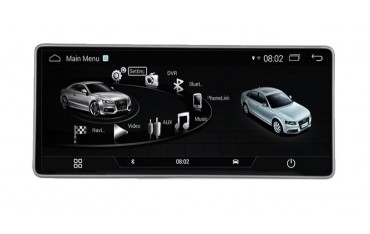 GPS Android 4G LTE Audi A3 8V 9 screen TR2941