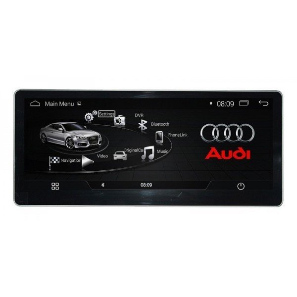 GPS Android Audi A6 C6 / Q7 10,25 screen REF:TR2946