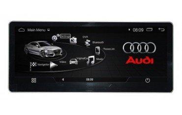 GPS Android 10 Audi A6 C6 / Q7 pantalla 10,25 TR2946