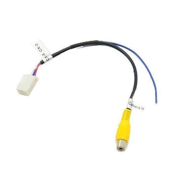Cable conexión cámara para Mazda CX-5, CX-3 REF: TR2976