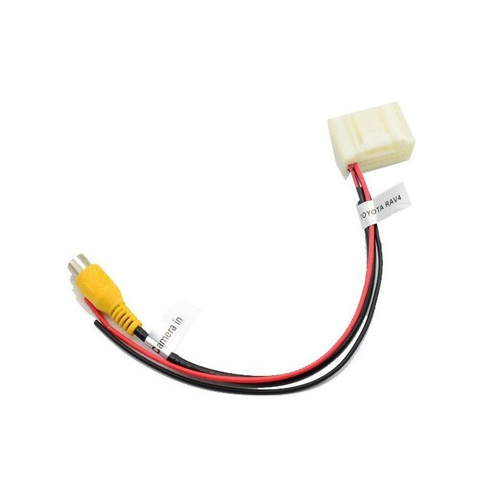 Camera connector cable for RAV4 REF: TR2978