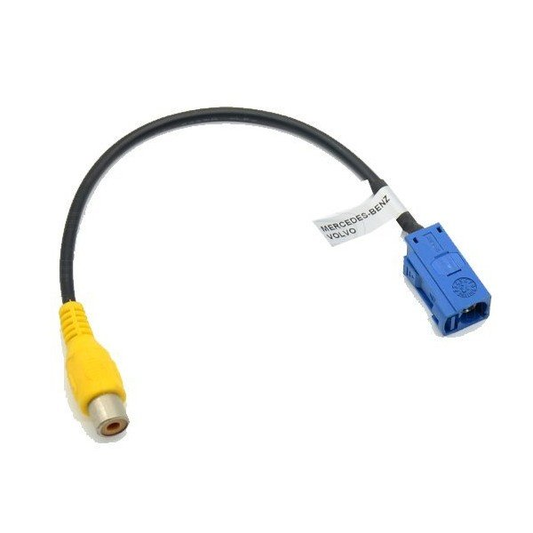 Camera connector cable for Mercedes Benz / Volvo REF: TR2984