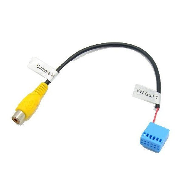 Camera connector cable for Volkswagen Golf 7 REF: TR2987