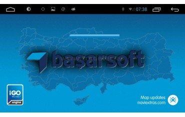 Radio GPS Android 8,1 multi táctil 2 DIN REF:TR2988