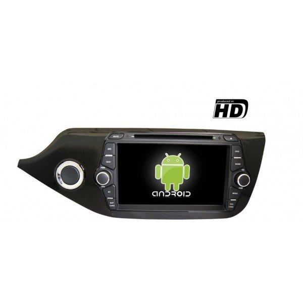 Radio DVD GPS HD Kia Ceed ANDROID PURO REF: TR1867