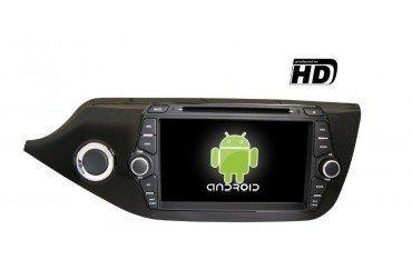 Radio Navegador GPS Kia Ceed con ANDROID TR1867