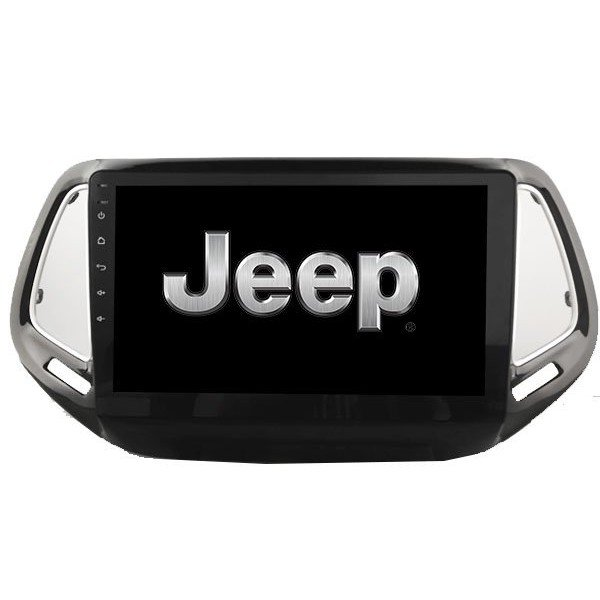 GPS Android 9,0 OCTA CORE 4GB RAM JEEP COMPASS