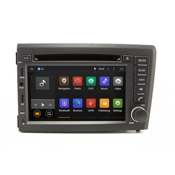 GPS Android QUAD CORE Volvo S60 / V70 / XC70 REF:TR2995