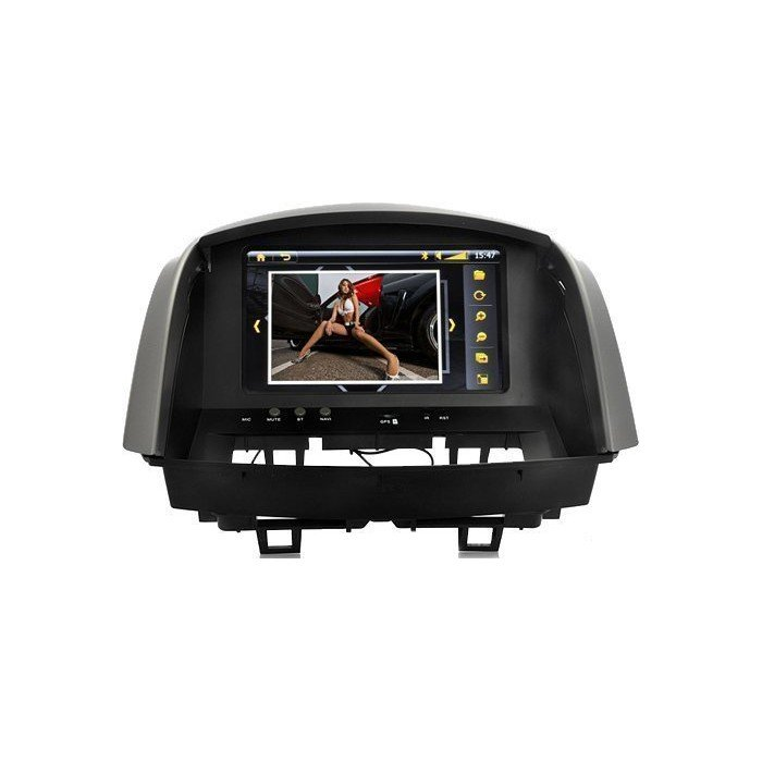DVD WITH GPS, DVB-T RENAULT CLIO Ref:TR1006