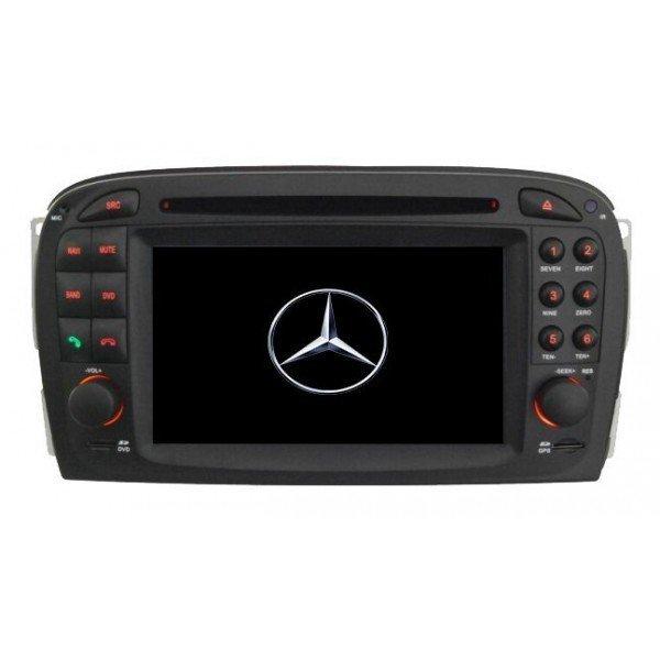 Radio DVD GPS Mercedes SL R230 ANDROID 9