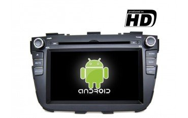 Radio navegador GPS Kia Sorento Android 10 TR1868