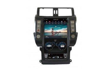 Radio navegador GPS tipo TESLA Land Cruiser KDJ150 ANDROID TR3015