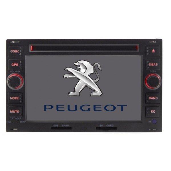 Radio GPS Peugeot 307