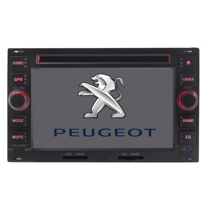 Peugeot 307 ANDROID