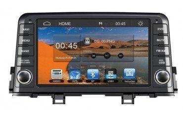 Radio navegador GPS Kia Picanto Android 10 TR3030