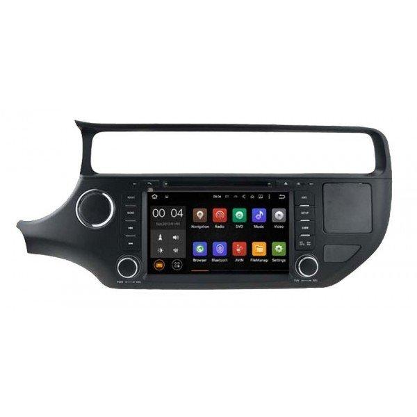 Radio DVD GPS HD QUAD CORE Kia Rio Android REF: TR3034