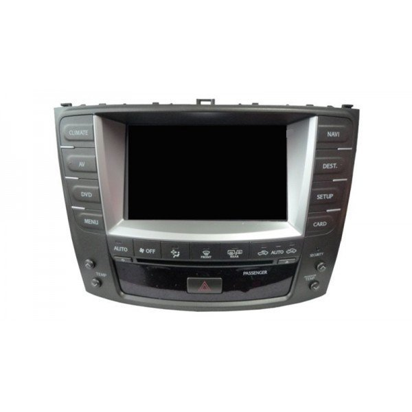 DVD, GPS, DVB-T, BLUETOOTH LEXUS IS250 REF:TR304